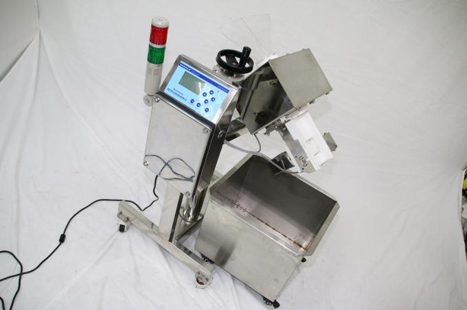 High Sensitivity Tablet Metal Detector For Pharmaceutical Industry , SUS316 Material