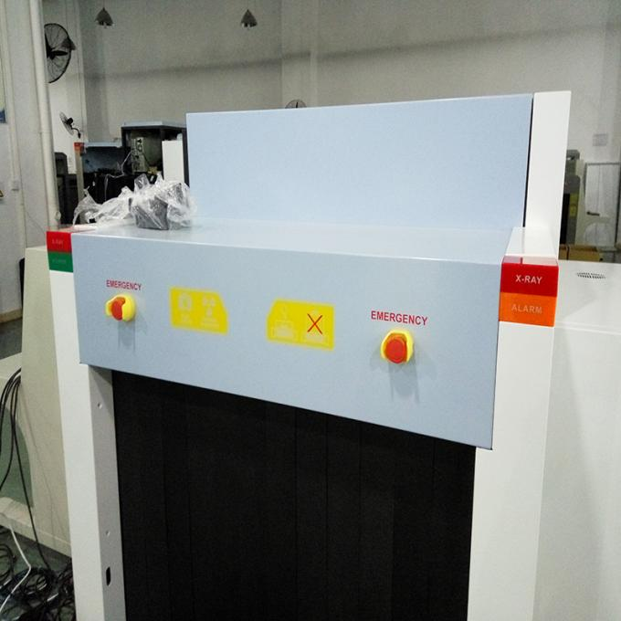 Large Tunnel Baggage Scanner Machine , Mail / Cargo X Ray Screening Machine