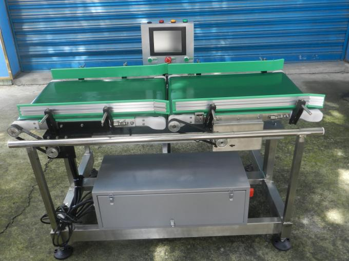 High load ability conveyor belt weighting scale checkweigher