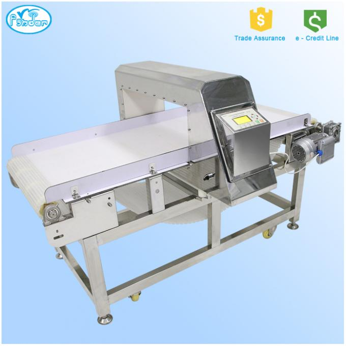 Product Inspection Belt Conveyor Metal Detectors For Canned , Frozen And Convenience Foods