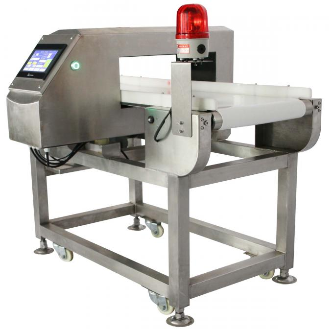 Liquid Pipeline Metal Detector Machine For All Types Of Metal Contaminants