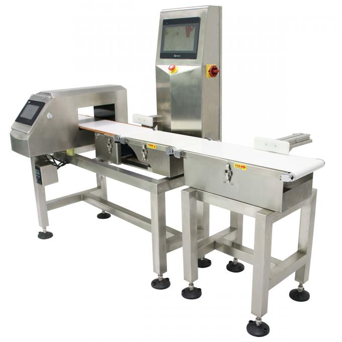 Automactic Online Conveyor Weight Checker , Belt System Check