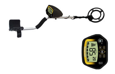 "China Portable Ground Metal Detector / Deep Penetrating Gold Detectors 9.5"" Dia supplier"