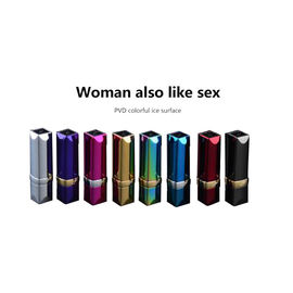 China Metal Windproof USB Rechargeable Lighter Without Flame , Eight Colors supplier