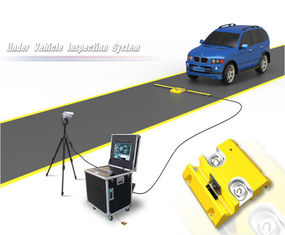 China High Automation Under Vehicle Surveillance System , Under Vehicle Monitoring System supplier