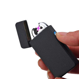 China Easy To Use Plasma ARC Lighter / Rechargeable Plazmatic X Dual Beam Lighter supplier