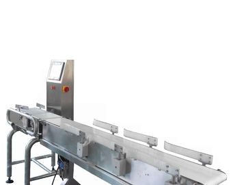 China Multi Grade Weight Machine To Check Weight , Precision Checkweigher Machine supplier