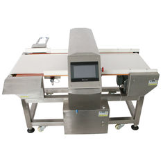 China Touch Screen Non Ferrous Metal Detector , HACCP Plan CCP Metal Detector Equipment supplier