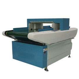 China Conveyor Type Broken Needle Metal Detector Ac110V/220V 60*10cm Tunnel Size supplier
