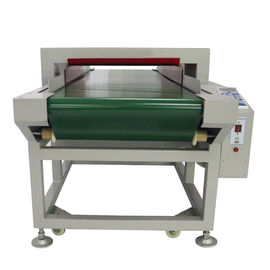 China 50-60HZ Needle Inspection Machine 600*150mm For Garment Industry supplier