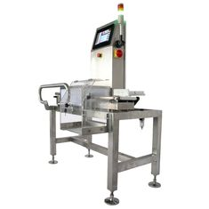 China Production Processing Checkweigher Scale For Weighing Packages , Size Customized supplier
