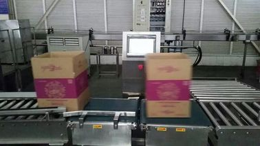China Dynamic Automatic Check Weighing Machines High Accuracy With Better Tolerance supplier