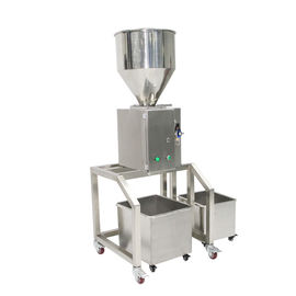 China Automatic Vertical Metal Separator Machines Free Fall Metal Detector For Powder / Bulk Food supplier