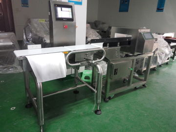 China SS304 Weight Checking Machine , Automated Fish Sorting Machine 110v / 220v supplier
