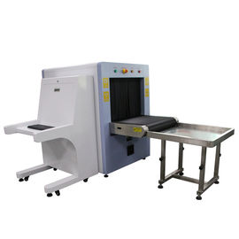 China Professional Security X Ray Baggage Scanner For Station / Airport , 0.22 M/S Conveyor Speed supplier