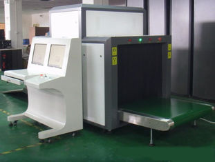 China Luggage X Ray Machine / X Ray Baggage Inspection System 0.22 M/S Speed supplier