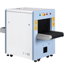 China Hotel / Station Portable Baggage X Ray Machine With 8 Mm Penetration supplier