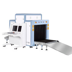 China Oem Two Screen X Ray Luggage Scanner Over 60000 Pictures Storage In Real Time supplier