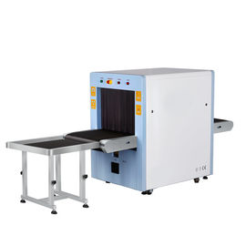China Airport Security X Ray Baggage Scanner 600 * 500mm With 1 Color Monitor supplier