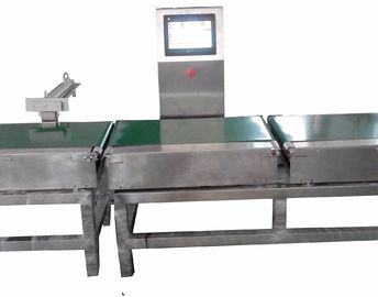 China Online Automatic Check Weighing Machines For Packages , High Sensitive supplier