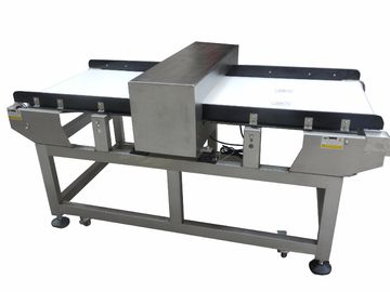 China HACCP Certified Belt Conveyor Metal Detectors , Food Safety Detector Accept Customized supplier