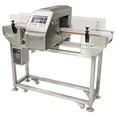 China Economical Industrial Conveyor Metal Detector Equipment / Food Safety Detector supplier