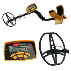China 9V Long Range Metal Detector For Detecting Diamond / Underground Treasures supplier