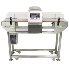 China Durable Industrial Metal Detectors / Food Safety Detector In Biscuit Processing Industry supplier