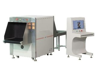 China Automatic Alarm X Ray Inspection Machine / Airport Baggage X Ray Machines Security Checking supplier