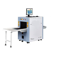 China Subway Station X Ray Baggage Scanner 150kg Load With High Definition LCD supplier