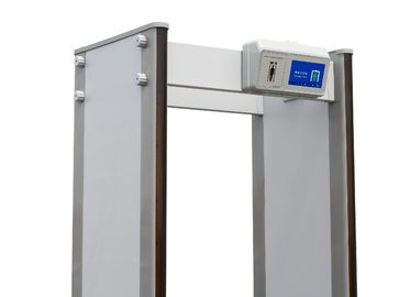 China Lightweight Walk Through X Ray Machine For Security / Door Frame Metal Detector supplier