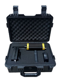 China Deep Ground Metal Detector Long Distance , Gold Finder Machine MINI GR -100 supplier