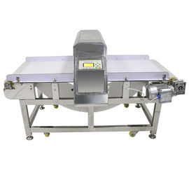 China Plate Chain Metal Detector Conveyor Systems With Integrated Belt Conveyor supplier