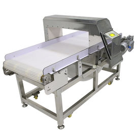 China Product Inspection Belt Conveyor Metal Detectors For Canned , Frozen And Convenience Foods supplier