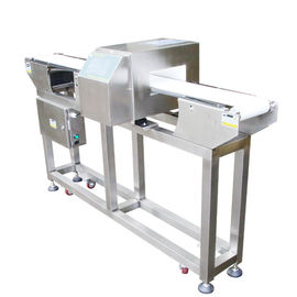 China Automatic Product Tracking Belt Conveyor Metal Detectors In Stainless Steel supplier