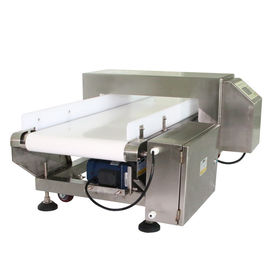 China 220v 60 HZ Auto Metal Detector For Food / Meat / Bakery Processing Industry Used supplier