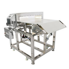 China Performance Food Grade Metal Detector Stainless Steel Heavy Duty Conveyor System supplier