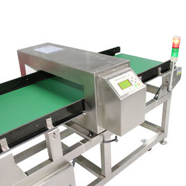 China CE Conveyor Belt Metal Detector For Detecting Foreign Metal Body In Food supplier