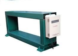 China Carbon Steel Cement And Coal Industrial Metal Detectors ISO 9001 , CE Certificate supplier