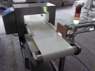 China Tabletop Food Safety Detector Conveyor Metal Detector For Food Process Industry supplier