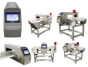 China Ss Needle Detector , X Ray Metal Detector Food Heavy Duty Conveyor System supplier