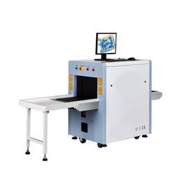 China Low Noise X Ray Baggage Scanner Security Inspection System , 150 Kg Load Ability supplier