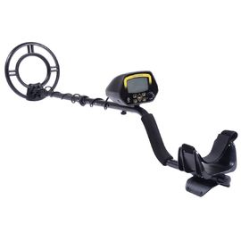 China Deep Gold Finder Ground Metal Detector Machine Adjustable Sensitivity And Headphone supplier