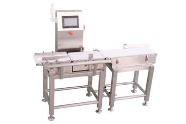 China Static Mode Automatic Checkweighing Machines For Food , Beverages Industry supplier