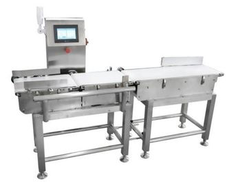 China High Precision Conveyor Weight Checker / General Dynamic Checking And Weighing Machine supplier
