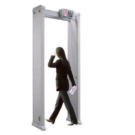 China Security Door Walk Through Metal Detector For Public Stations Checking supplier