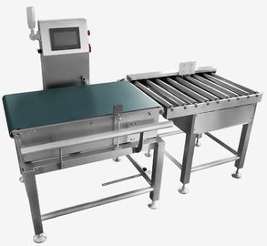 China Large - Scale Belt Conveyor Weight Checker Up To 50 Kgs Food Grade supplier