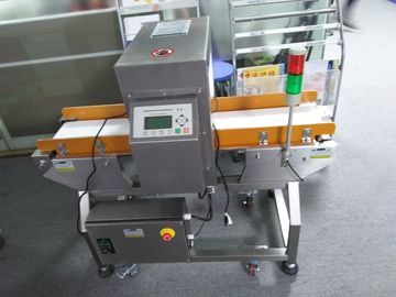 China Tunnel Size 500mm(W)*120mm(H) Conveyor Belt  Metal Detector For Pharmaceutical Industry supplier