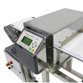 China Auto Setting Parameters Tunnel Metal Detector Machine For Food Industry supplier