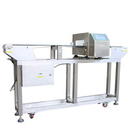 China Auto - Balance Conveyor Belt Metal Detector For Food Inspection 12 Months Warranty supplier